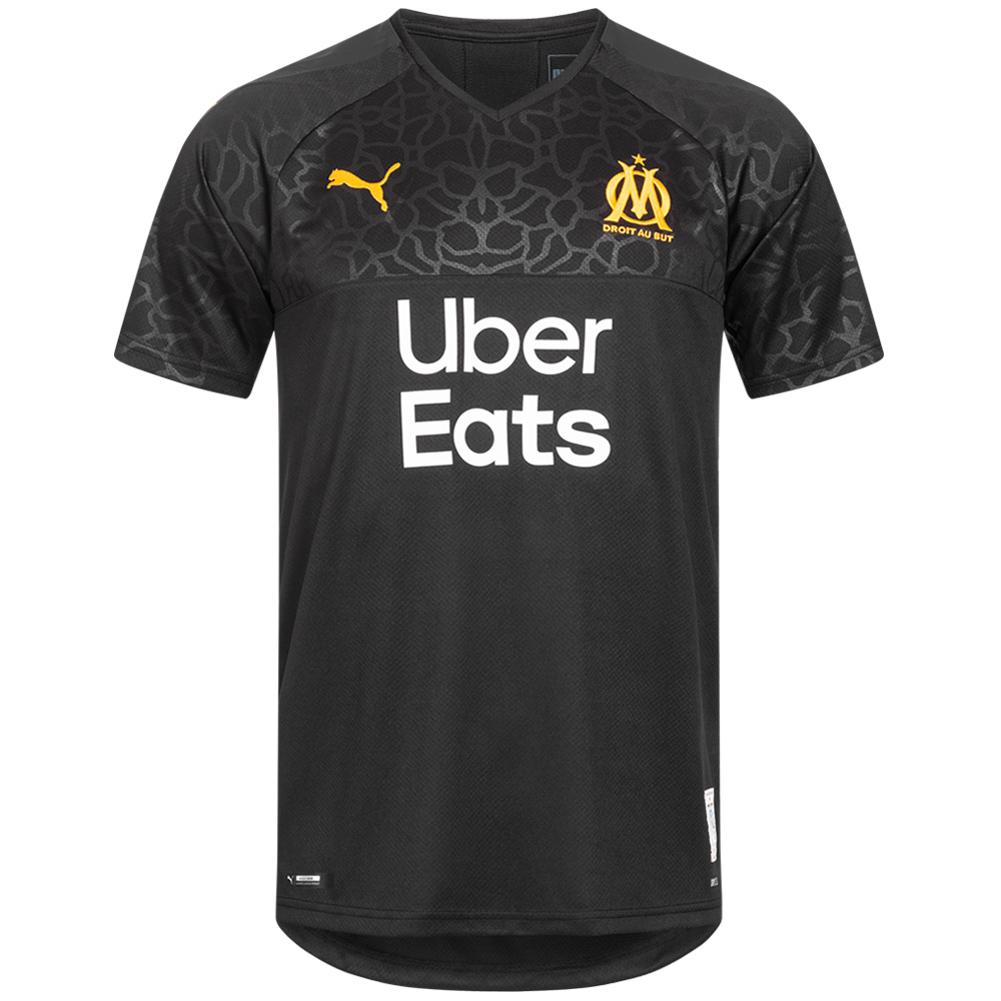 Olympique de Marsella PUMA Hombre Camiseta tercera equipación - Talla XS