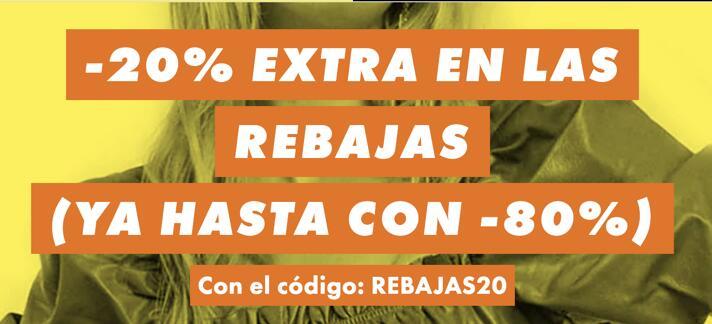 Hasta -80% + 20% extra en ASOS
