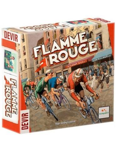 FLAMME ROUGE (juego de tablero, castellano, Devir)