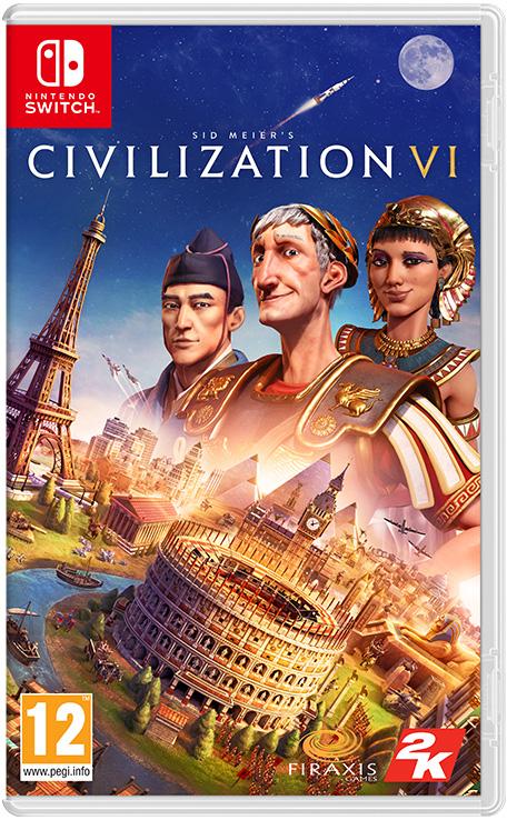 Sid Meier's Civilization VI [Nintendo Switch, eShop]