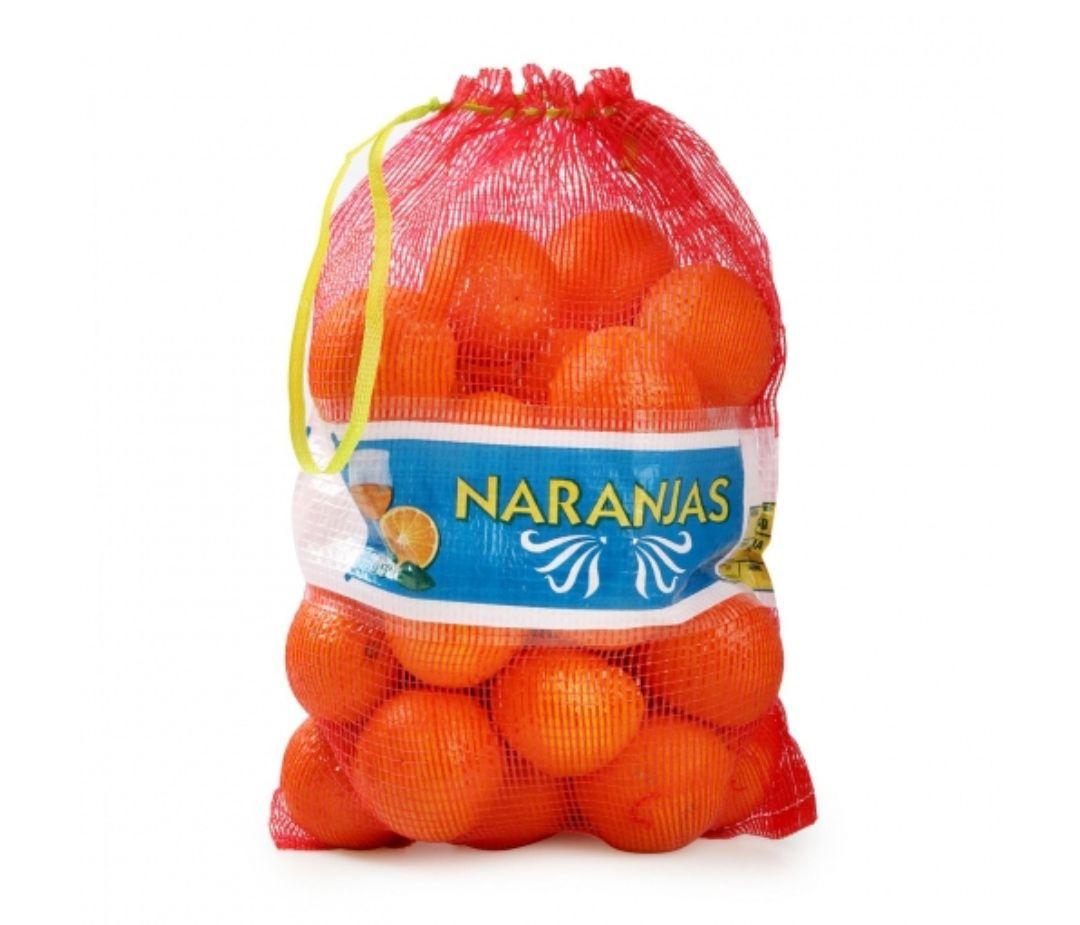 Saco 6 kg Naranjas a sólo 0'65€ KG Origen Español