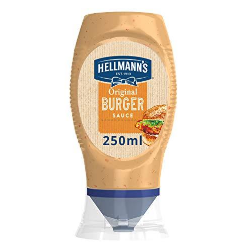 Salsas Hellmann's a 1€/ud