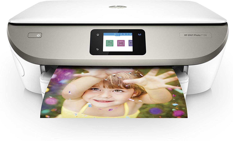 Impresora multifunción tinta HP Envy Photo 7134 Wi-Fi [+ 6 meses instant ink]
