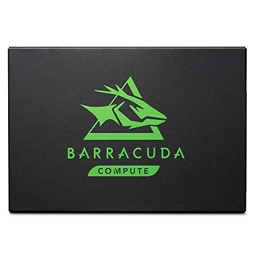 Seagate BarraCuda 120 SSD, 1 TB, 2.5 pulgadas, SATA a 6 Gb/s