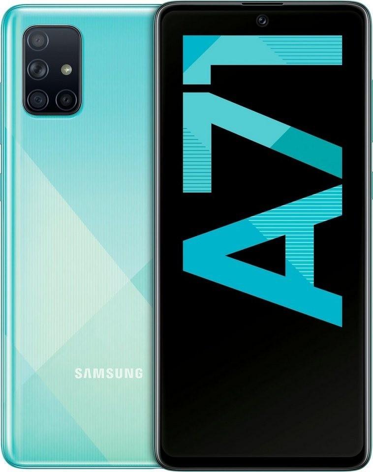 SAMSUNG Galaxy A71 (6.7'' - 6 GB - 128 GB - Azul)
