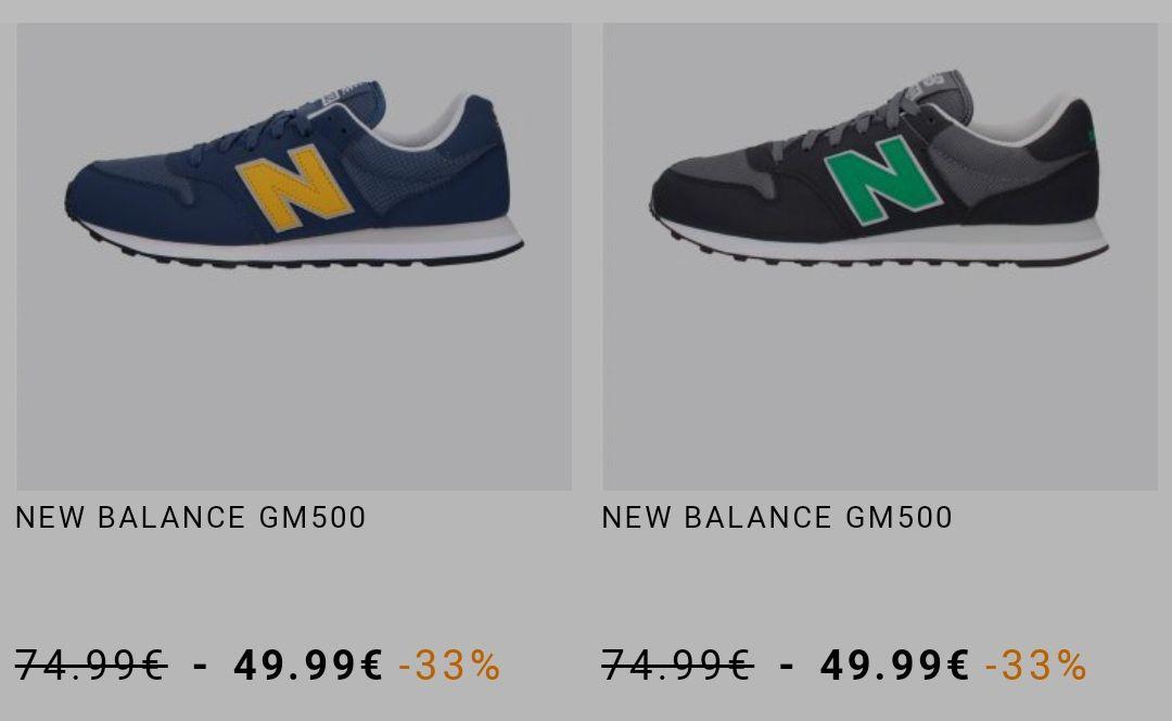 Rebajas en Zapatillas New Balance