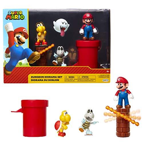 Pack de figuras de Súper Mario