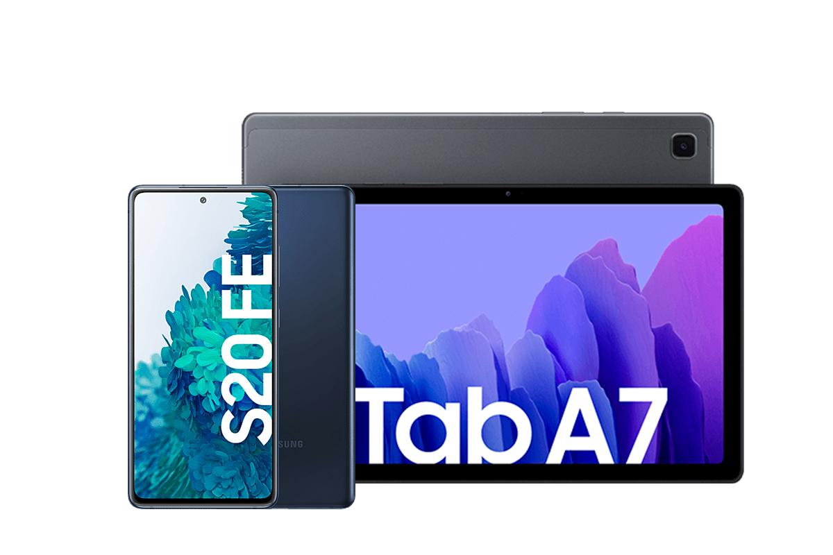 """Galaxy Tab A7 de regalo! (10.4"""" , Wi-Fi)"""