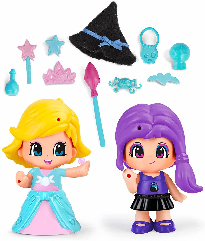 Figuras Pinypon Princesa Y Bruja solo 3€