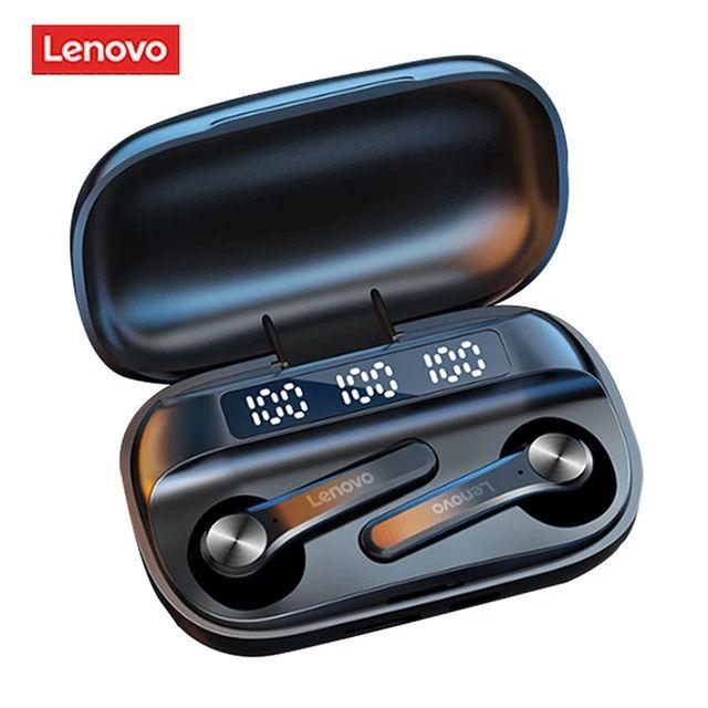 Auriculares Lenovo QT81- TWS, el rival de los Redmi Airdots Pro de Xiaomi. También desde Spain.