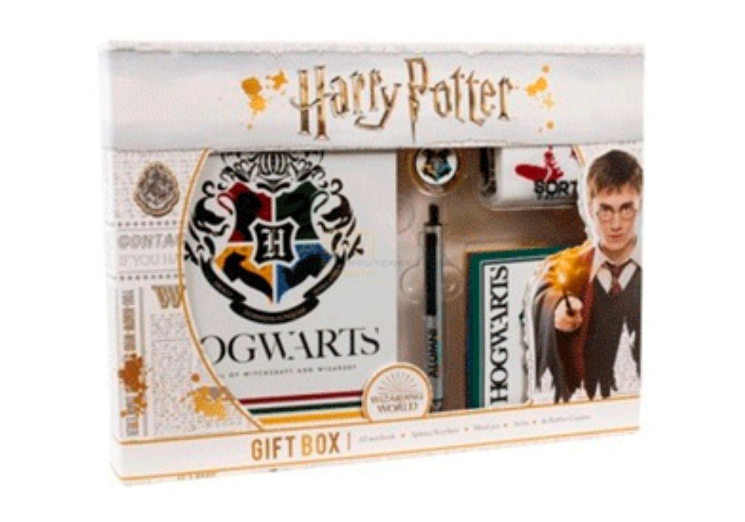 Pack regalo: Harry Potter