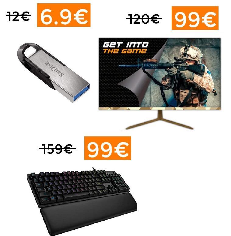 Ofertas PC GAMING - GAME