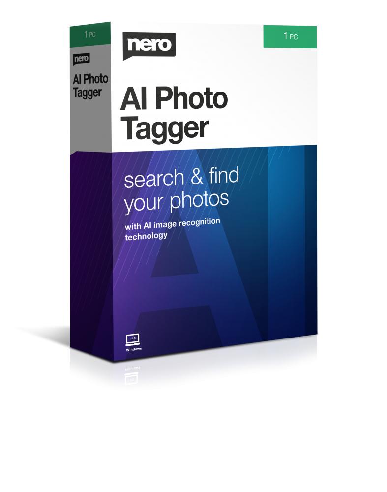 Nero AI Photo Tagger 2021 [Licencia de por vida]