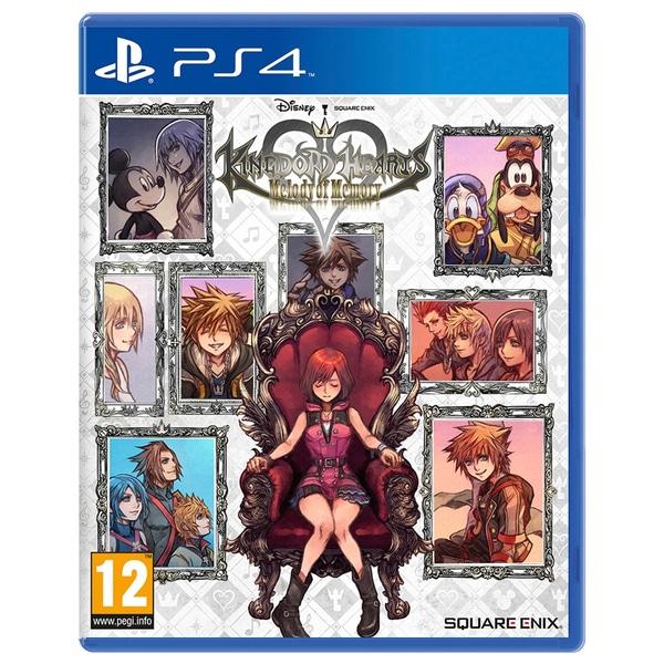 Kingdom Hearts: Melody of Memory (AlCampo Gijón)