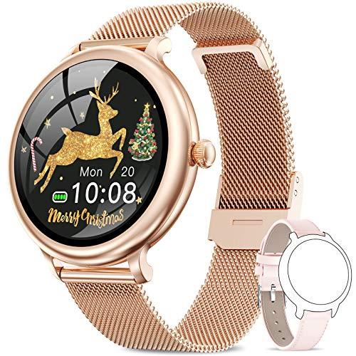 NAIXUES Smartwatch Mujer, Reloj Inteligente