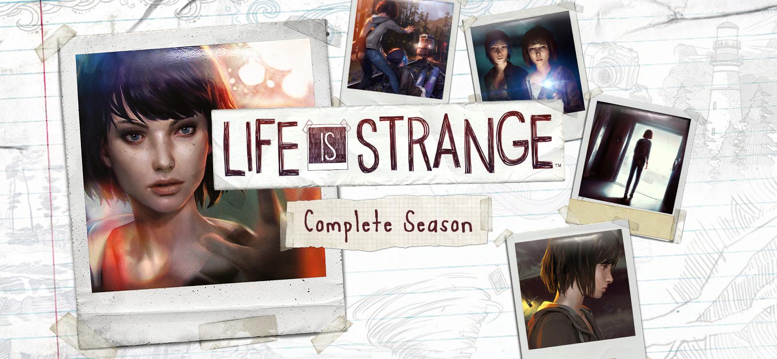 Life is Strange: Complete Season a 3.99, el Before the Storm a 3.39 - gog.com