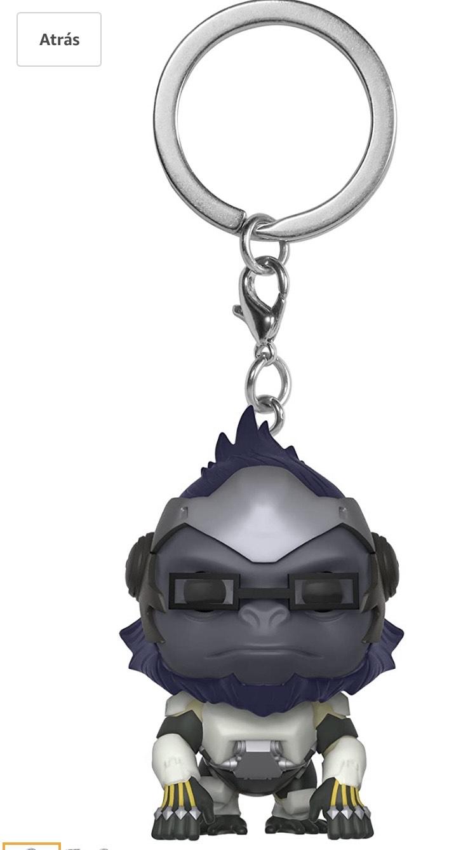 Pop! Keychain Overwatch - Llavero Winston