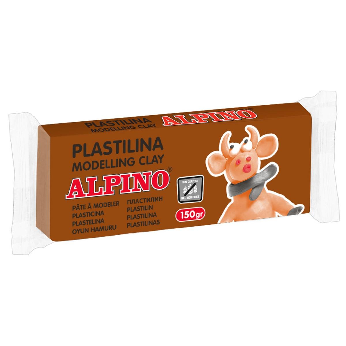 Plastilina Alpino 150g 2 unidades (-70% 2ª unidad)