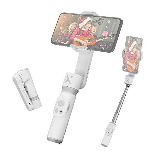 Zhiyun Smooth X Blanco Gimbal-Móvil-Estabilizador-para-Smartphone