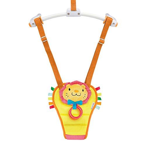 Munchkin Columpio - Saltador con león apto para un peso máximo de 12 kg