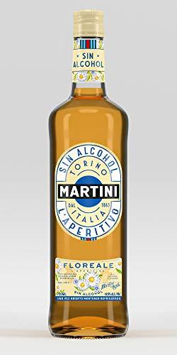 Martini Vermouth con un toque Floreale bebida Sin Alcohol - 750 ml