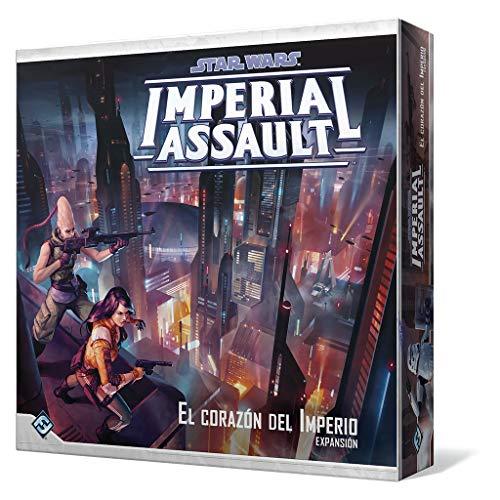 Star Wars-Imperial Assault: el corazón del Imperio - Juego de mesa