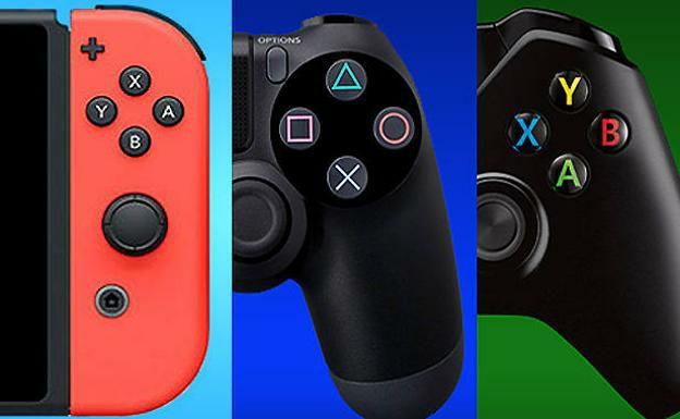 RECOPILACIÓN DE JUEGOS :( Nintendo Switch - PS4 -Xbox One) por menos de 7€