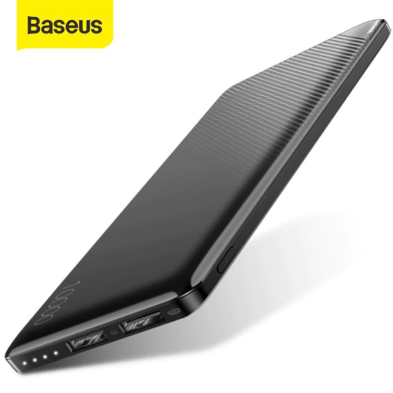Baseus-Batería Externa de 10000mAh ( Desde España-Solo 9,65€ Envío Gratis )