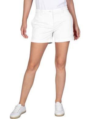 Napapijri, Bermudas para Mujer, blanco, talla 40, 44 y 48.