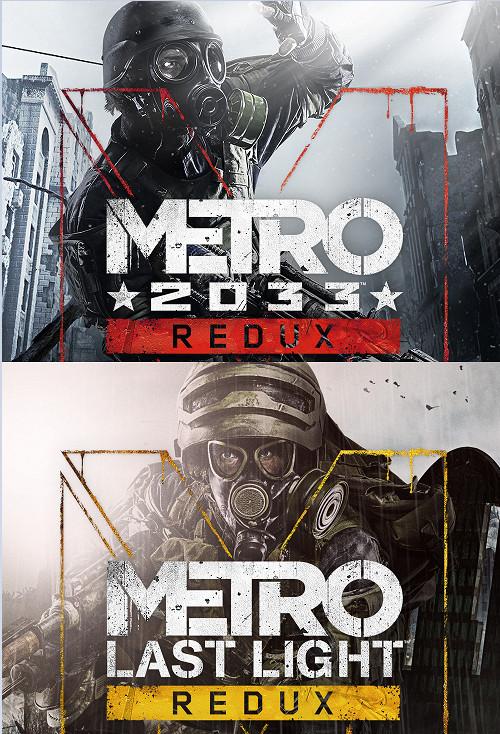 NINTENDO SWITCH: Metro 2033 Redux o Metro: Last Light Redux por 11,24€ cada uno. (7,94€ en eShop Rusia)
