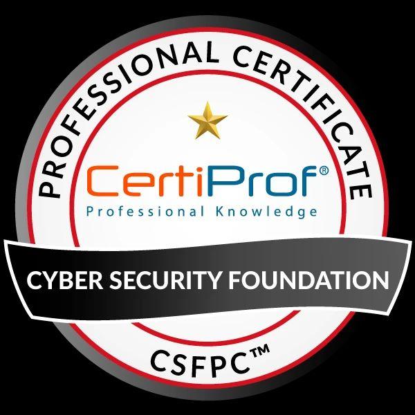 Certificación gratuita Cyber Security Foundation (CSFPC)