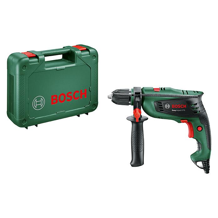 Bosch Easy Taladro percutor PSB 570 RE + accesorios X-Line