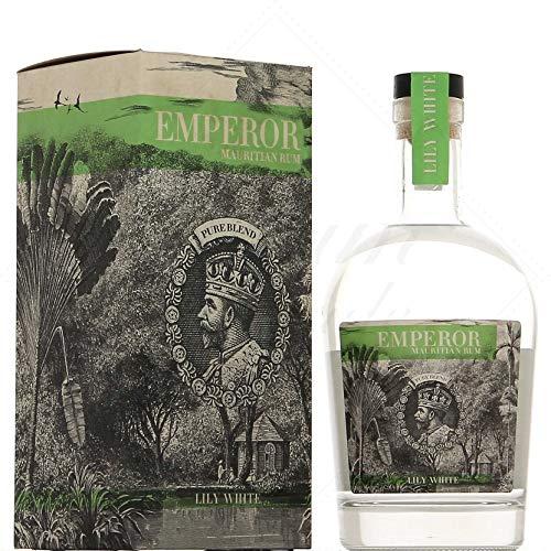 Ron Emperor Lily White de 700 ml