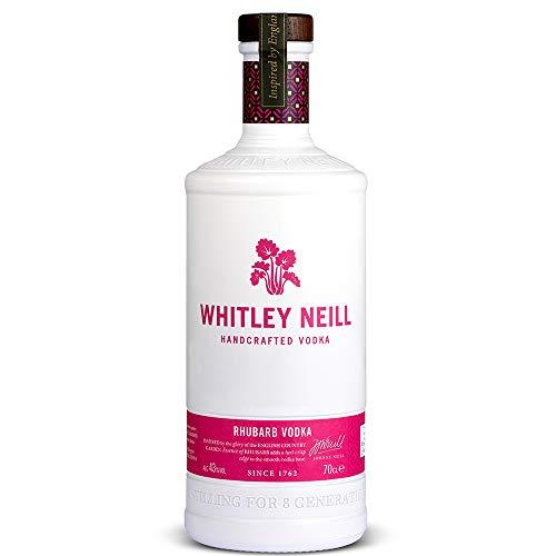 Vodka Whitley Neill RHUBARB 70 cl 43%