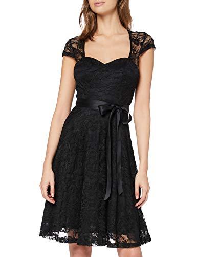Vestido Negro talla XS a 6'36 +10% de descuento se queda en 5.72!