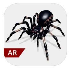 AR Spiders + 10 Apps [IOS]