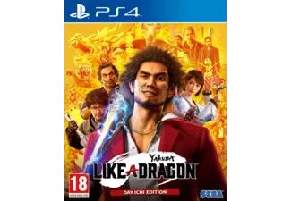 PS4 Yakuza: Like a Dragon Day One Edition