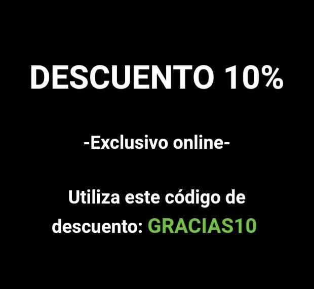 10% DESCUENTO BRAUN- SOLO COMPRA ONLINE