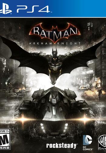 Batman: Arkham Knight (Premium Edition) (PS4) PSN Key EUROPE Juegazo!