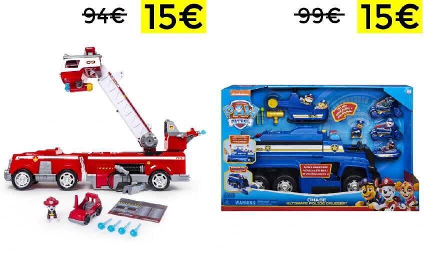 Preciazos en juguetes en Carrefour