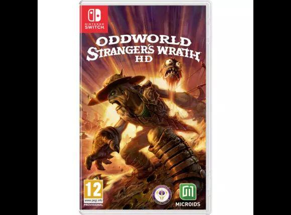 Juegos Oddworld Nintendo Switch
