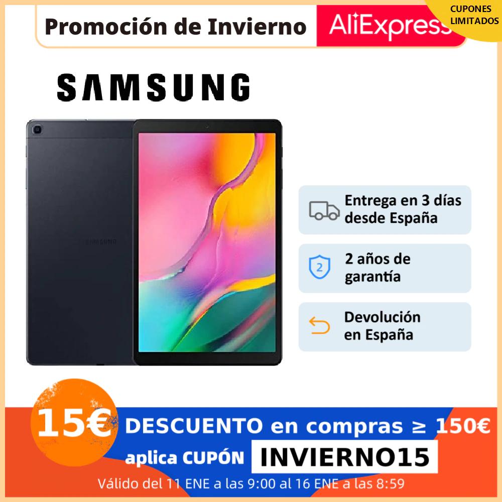Samsung Galaxy Tab A 2019 ( Desde España-Solo 154,58€- )