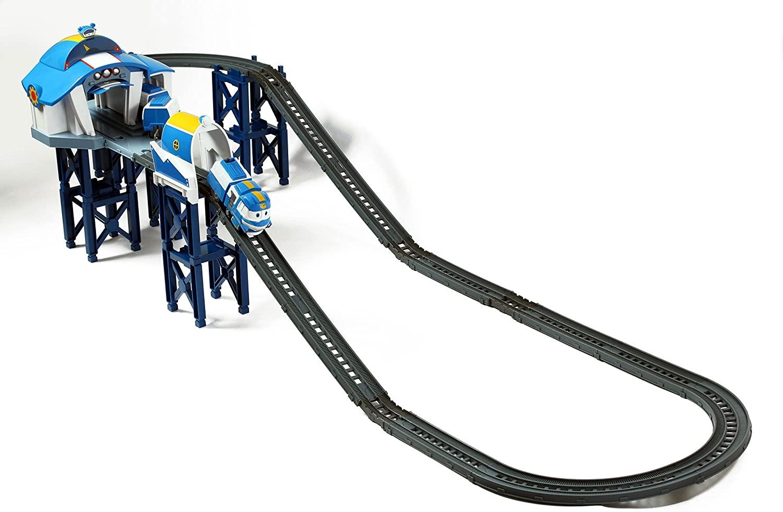 Robot Trains - Megaplayset Estación de Kay