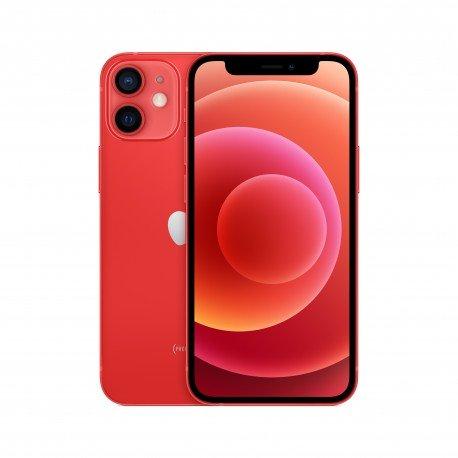 Oferta iPhone 12 Mini 128GB Rojo Renovado (1 Unidad Disponible)