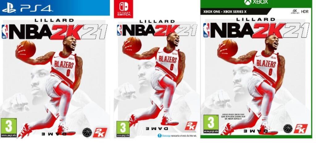 NBA 2K21 | PS4 - SWITCH - XBOX