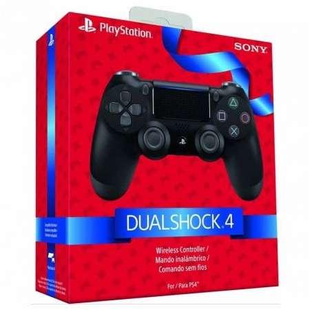 Sony DualShock 4 V2 para PS4 Negro Ed. Caja regalo