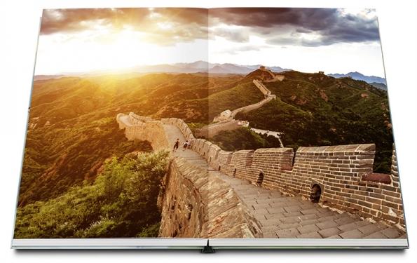 Albúm impresión digital 21x28cm de 48 páginas al precio de 26