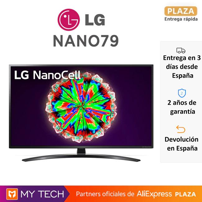 """LG NanoCell NANO793, SmartTV 43"""""""
