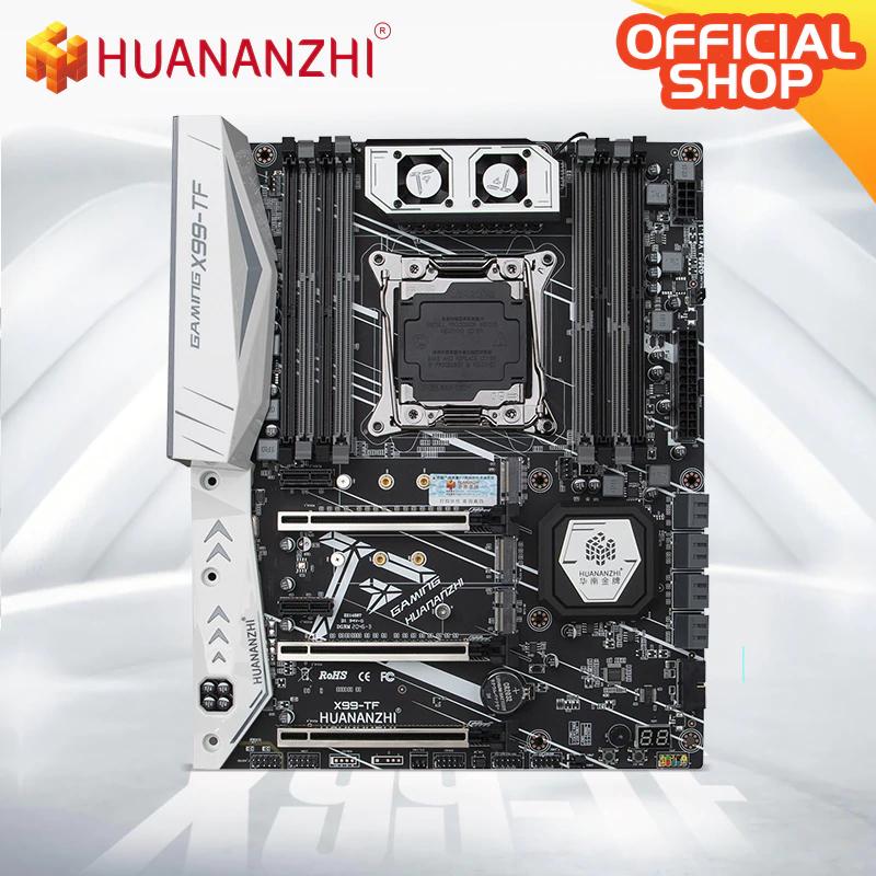 Placa base HUANANZHI X99-TF [DDR3/DDR4][Soporta E5-V3/V4]