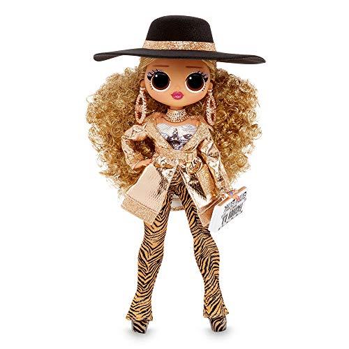 Giochi Preziosi L.O.L Surprise OMG Serie 3 Da Boss Fashion doll